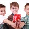 Ratgeber zum Sparbuch für Kinder